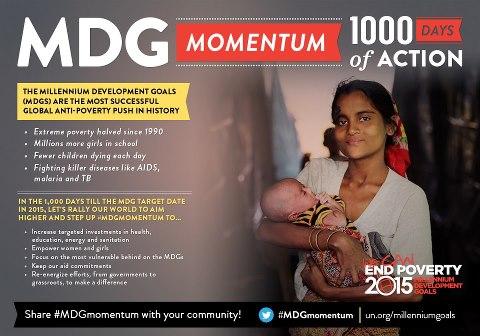 MDG 1000 Days