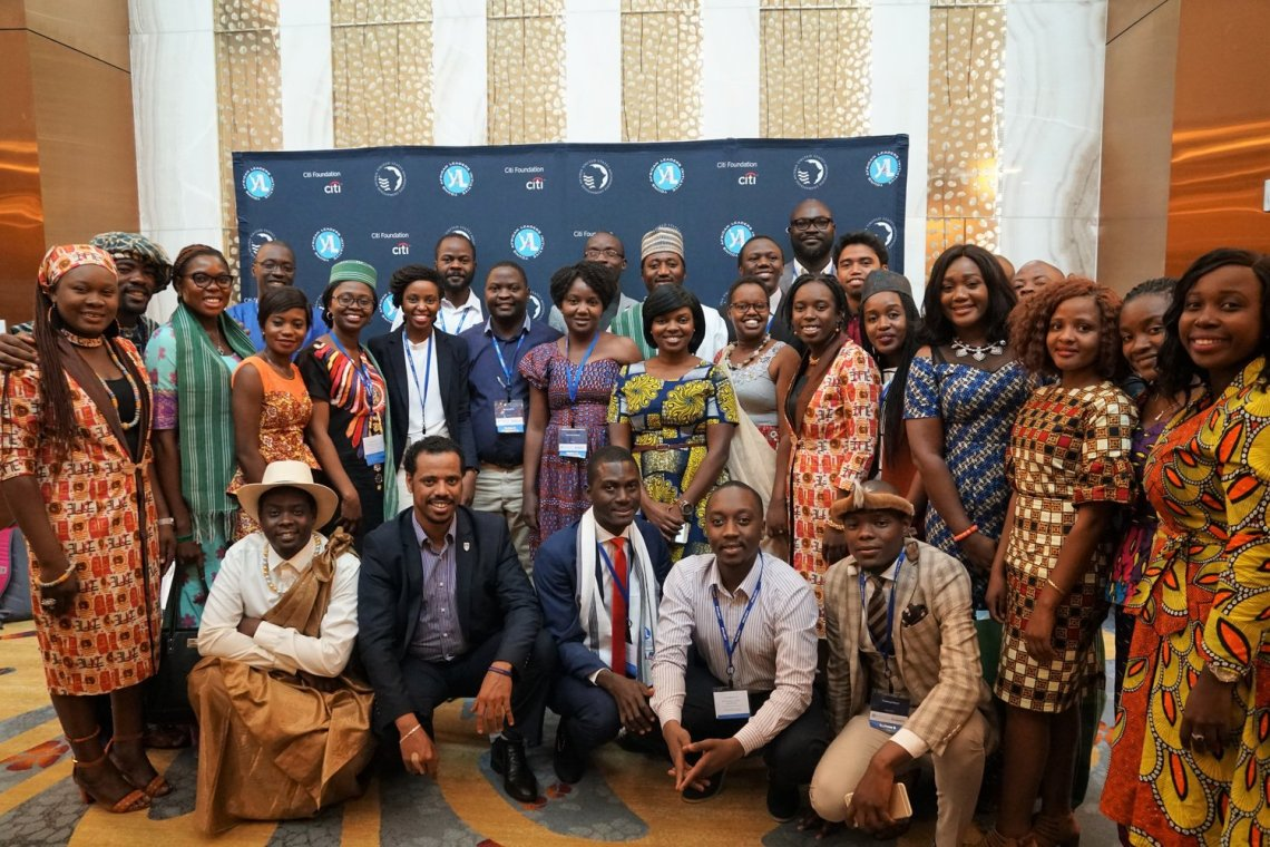 35 entrepreneurs from the 2017 Mandela Washington Fellowship will receive up to $25K in seed capital funding
